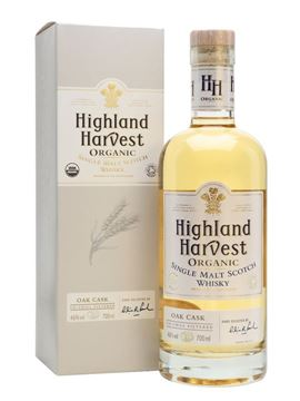 Billede af Highland Harvest Single Malt Oak øko